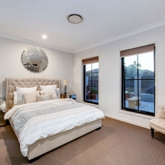 bedroom photo - real estate photography