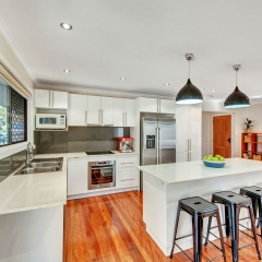 kitchen - real estate photography