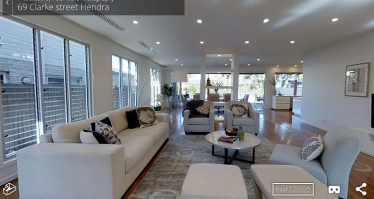 3D Virtual Tours for Real Estate Marketing