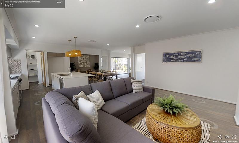 3D tour Brisbane real estate