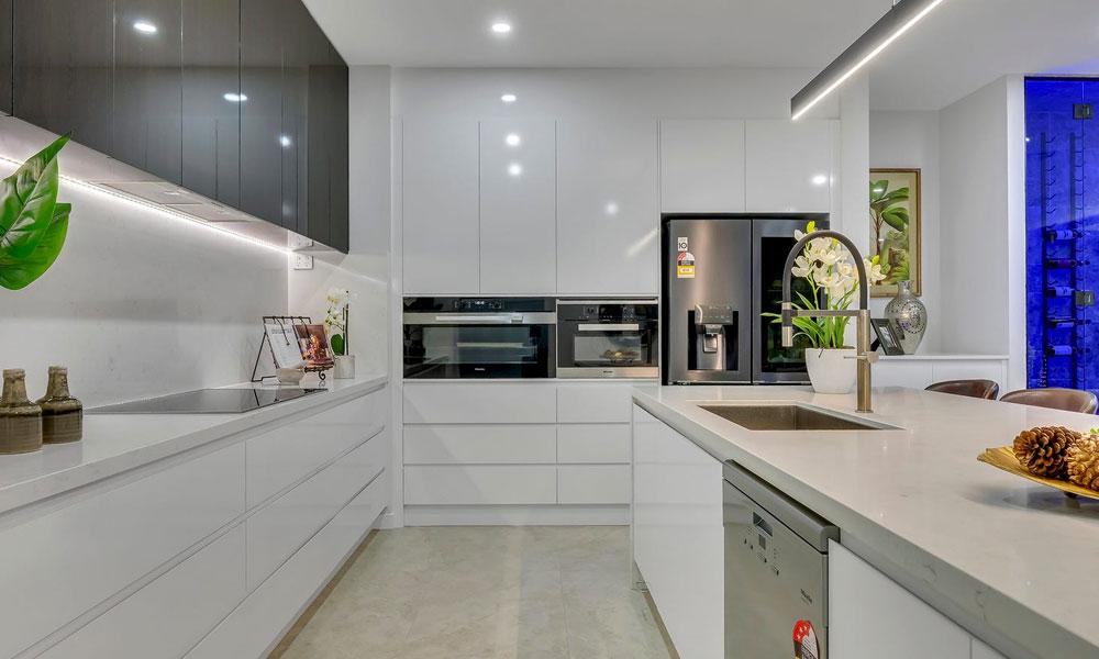 Dining room - real estate photography Brisbane