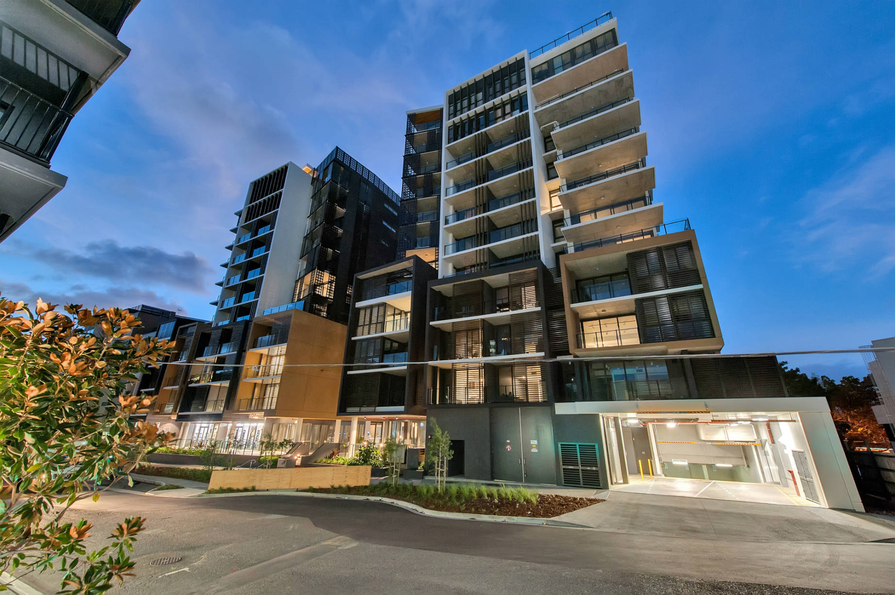 commercial building photographer Brisbane