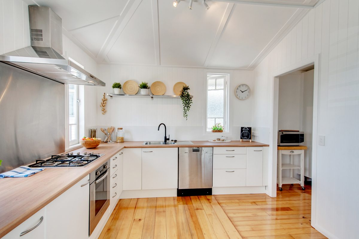 Real estate photography - kitchen