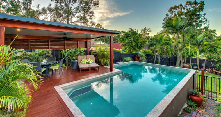 Swimming Pool Preparation for Real Estate Photography